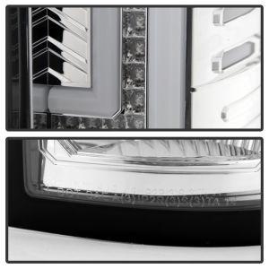 Spyder Auto ® - Chrome LED Tail Lights (5080653)