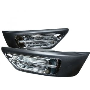 Spyder Auto ® - Chrome OEM Style Fog Lights (5021007)