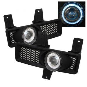 Spyder Auto ® - Clear Halo Projector Fog Lights (5021328)