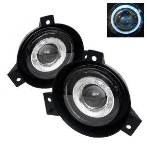 Spyder Auto ® - Clear Halo Projector Fog Lights (5021380)
