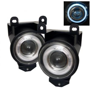Spyder Auto ® - Clear Halo Projector Fog Lights (5021410)