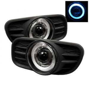 Spyder Auto ® - Clear Halo Projector Fog Lights (5021496)