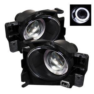 Spyder Auto ® - Clear Halo Projector Fog Lights (5021595)