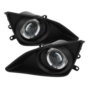 Spyder Auto ® - Clear Halo Projector Fog Lights (5038715)