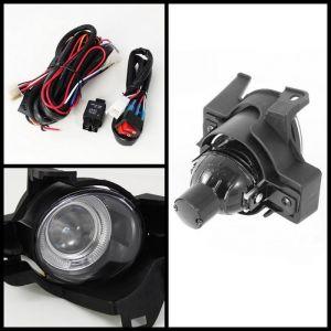 Spyder Auto ® - Clear Halo Projector Fog Lights (5064851)