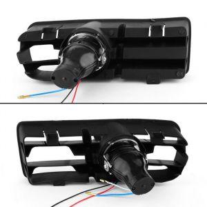Spyder Auto ® - Clear Halo Projector Fog Lights (5076243)