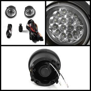 Spyder Auto ® - Clear LED Fog Lights (5015563)