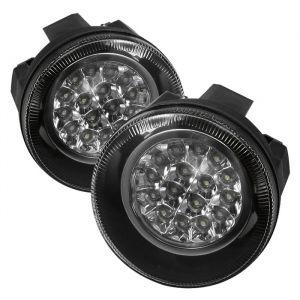 Spyder Auto ® - Clear LED Fog Lights (5015570)