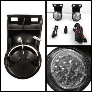 Spyder Auto ® - Clear LED Fog Lights (5015617)
