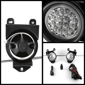 Spyder Auto ® - Clear LED Fog Lights (5015662)