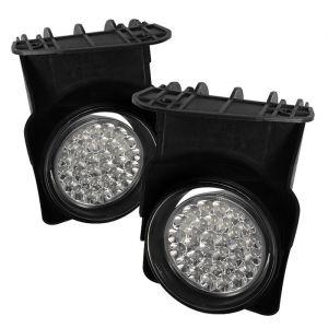 Spyder Auto ® - Clear LED Fog Lights (5015679)