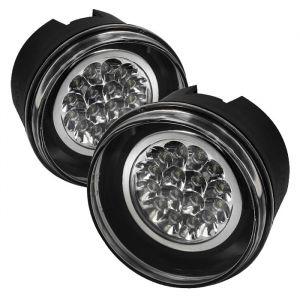 Spyder Auto ® - Clear LED Fog Lights (5015686)