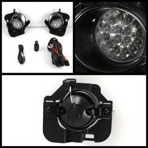 Spyder Auto ® - Clear LED Fog Lights (5015723)