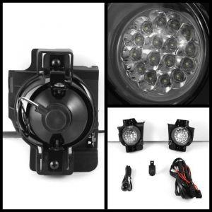 Spyder Auto ® - Clear LED Fog Lights (5015730)
