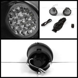 Spyder Auto ® - Clear LED Fog Lights (5015747)