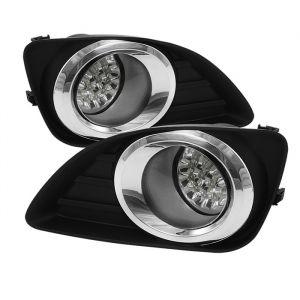 Spyder Auto ® - Clear LED Fog Lights (5038456)
