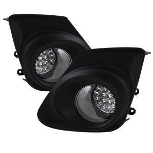 Spyder Auto ® - Clear LED Fog Lights (5038470)