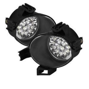 Spyder Auto ® - Clear LED Fog Lights (5039019)