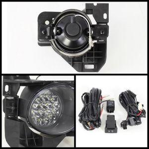 Spyder Auto ® - Clear LED Fog Lights (5064844)