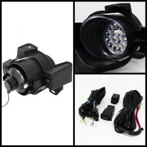 Spyder Auto ® - Clear LED Fog Lights (5064868)
