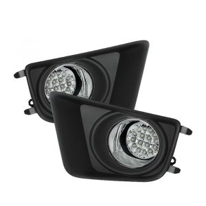 Spyder Auto ® - Clear LED Fog Lights (5075154)