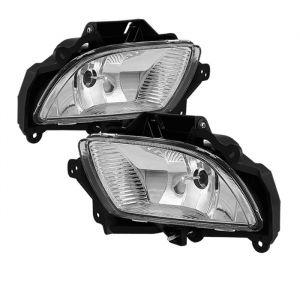 Spyder Auto ® - Clear OE Style Fog Lights (5064936)