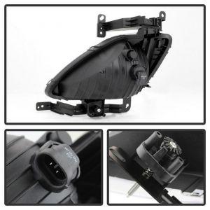 Spyder Auto ® - Clear OE Style Fog Lights (5079909)