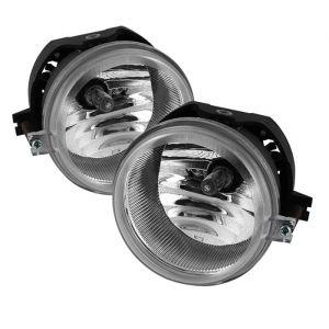 Spyder Auto ® - Clear OEM Style Fog Lights (5015365)