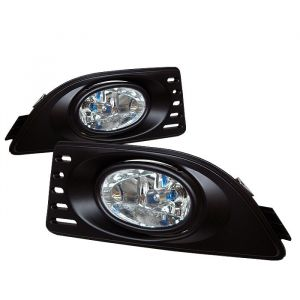 Spyder Auto ® - Clear OEM Style Fog Lights (5020666)