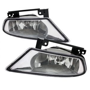 Spyder Auto ® - Clear OEM Style Fog Lights (5020710)