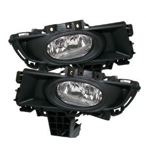 Spyder Auto ® - Clear OEM Style Fog Lights (5020765)