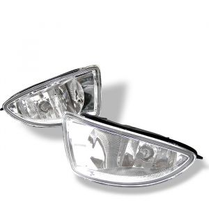 Spyder Auto ® - Clear OEM Style Fog Lights (5020932)