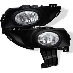 Spyder Auto ® - Clear OEM Style Fog Lights (5021113)