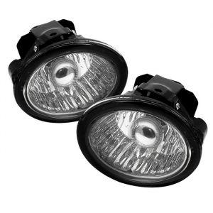 Spyder Auto ® - Clear OEM Style Fog Lights (5021137)
