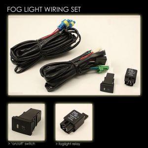 Spyder Auto ® - Clear OEM Style Fog Lights (5021168)