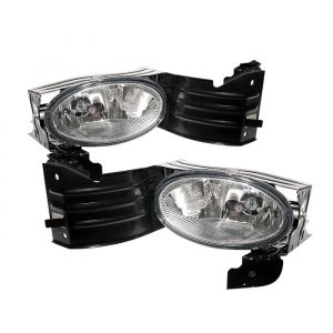 Spyder Auto ® - Clear OEM Style Fog Lights (5022035)