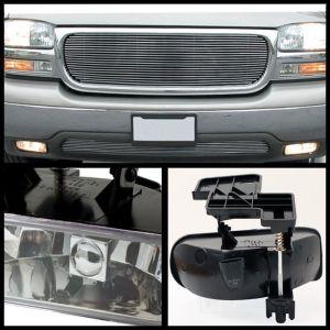 Spyder Auto ® - Clear OEM Style Fog Lights (5025487)