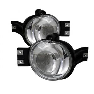 Spyder Auto ® - Clear OEM Style Fog Lights (5037589)