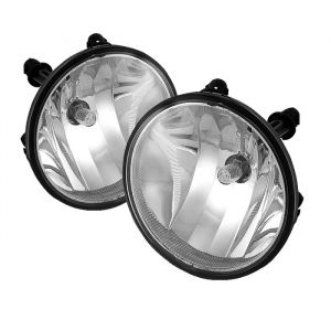 Spyder Auto ® - Clear OEM Style Fog Lights (5038357)