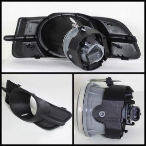 Spyder Auto ® - Clear OEM Style Fog Lights (5038494)