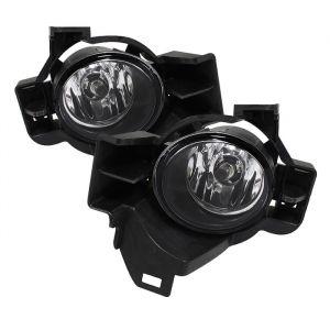 Spyder Auto ® - Clear OEM Style Fog Lights (5038524)