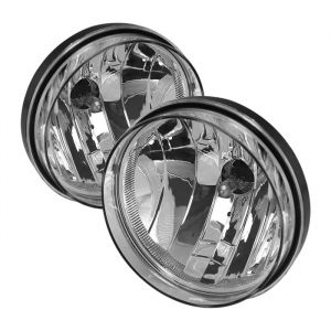 Spyder Auto ® - Clear OEM Style Fog Lights (5043252)