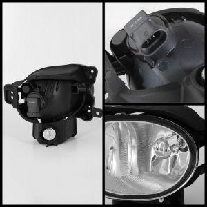 Spyder Auto ® - Clear OEM Style Fog Lights (5064677)