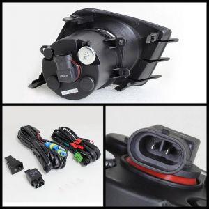 Spyder Auto ® - Clear OEM Style Fog Lights (5070494)