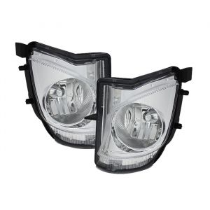 Spyder Auto ® - Clear OEM Style Fog Lights (5075178)