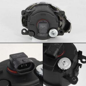 Spyder Auto ® - Clear OEM Style Fog Lights (5076328)