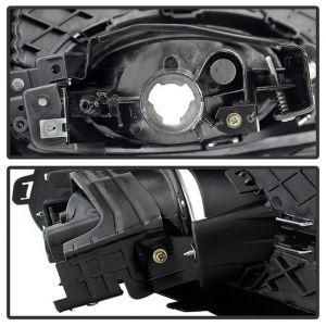 Spyder Auto ® - Clear OEM Style Fog Lights (5080226)