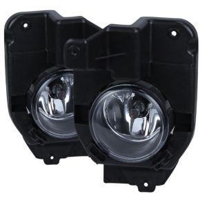 Spyder Auto ® - Clear OEM Style Fog Lights (5080349)