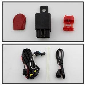 Spyder Auto ® - Clear OEM Style Fog Lights (5080400)