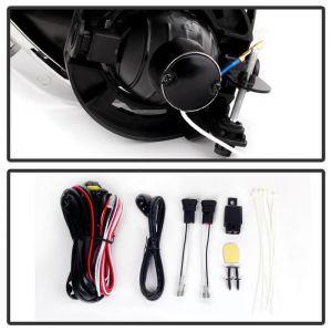 Spyder Auto ® - Clear OEM Style Fog Lights (5080424)